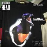 Kaos MURAI BATU - Kaos Burung Kicau - Kaos 3D MURAI BATU HEAD 3D - Kicau Mania