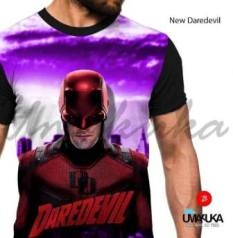GROSIR KAOS 3D MURAH New Daredevil - Superhero