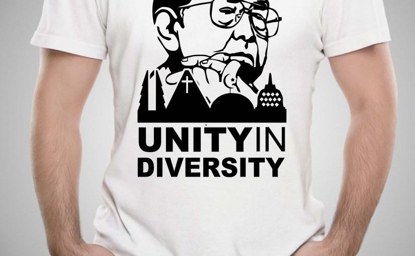 Kaos Gusdur (Unity in Diversity)
