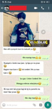 Testimoni Kaos 3D Malang Februari 2019 (2)