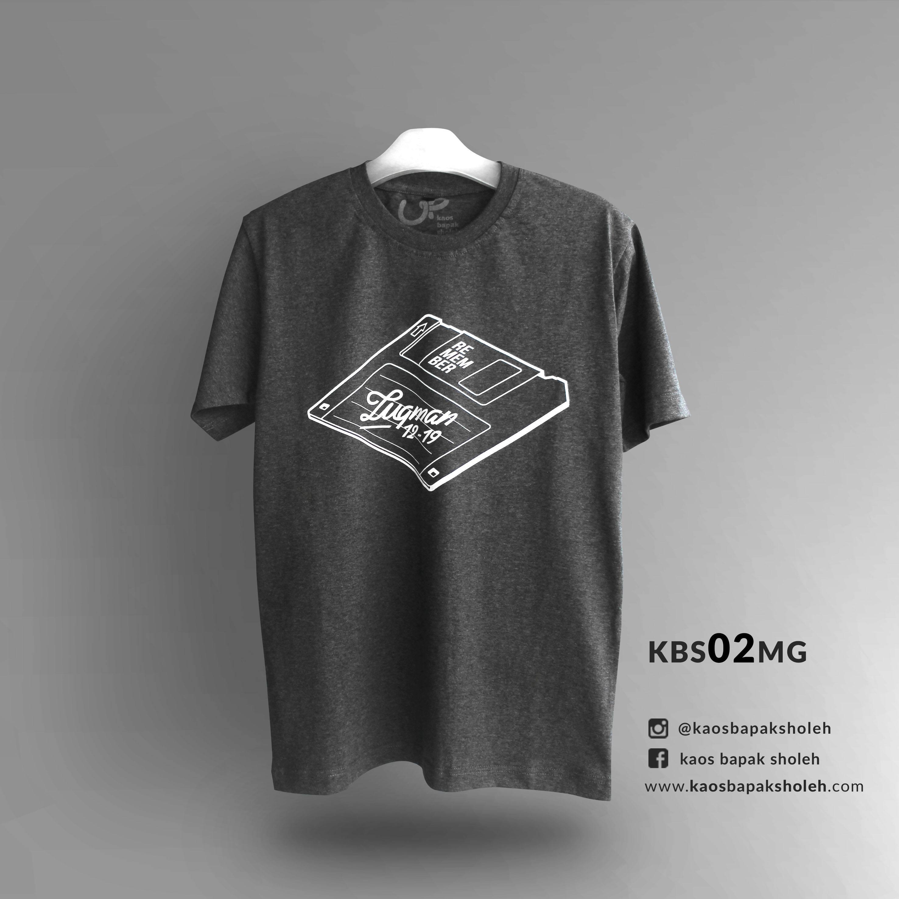 Kaos Muslim Pria KBS 02 (Tema Pendidikan Anak)