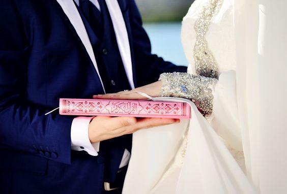 Pasangan Islami, Mempersiapkan Pernikahan