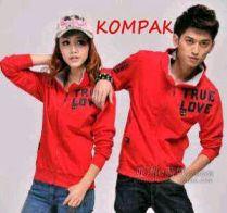 Jaket True Love - 160.000