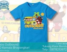 Kaos Outbound SD Kemala Bhayangkari