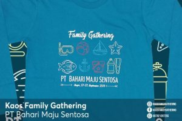 Kaos Family Gathering PT Bahari Maju Sentosa goes to Anyer 1