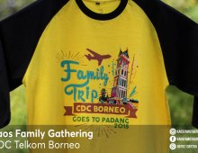 Kaos Family Gathering CDC Telkom