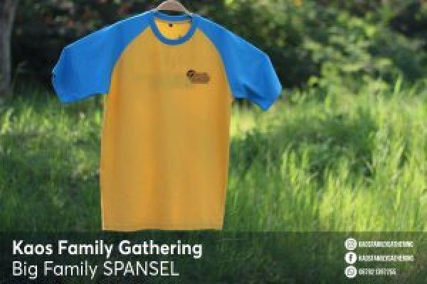 Kaos Big Family Gathering SPANSEL 3