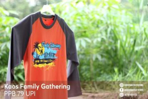 Kaos Family Gathering PPB79 UPI 3