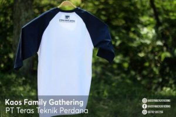Kaos Family Gathering PT Teras Teknik Perdana 1