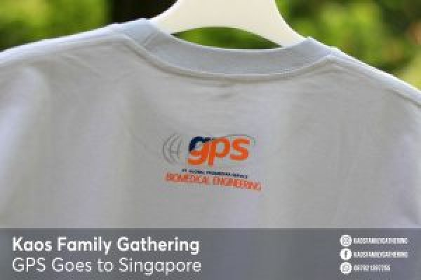 Kaos Family Gathering GPS to Singapore 1