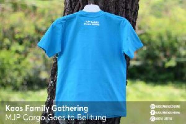 Kaos Family Gathering MJP Cargo Goes to Belitung 3