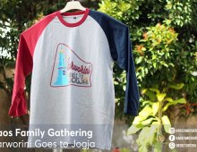 Kaos Family Gathering Goes to Jogja
