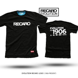 T-Shirt Recaro Evolution