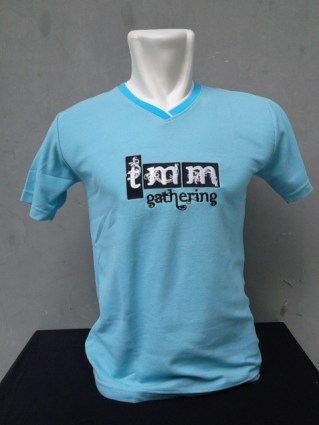 Kaos TMM Gathering depan