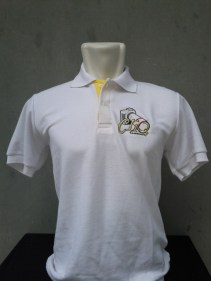 Polo Shirt Tampak Depan