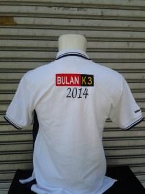 Polo Shirt Bulan K3 2014