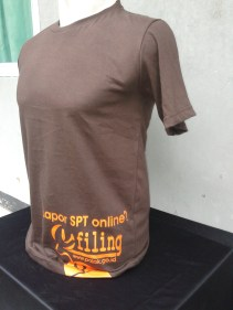 Kaos Lapor SPT Online
