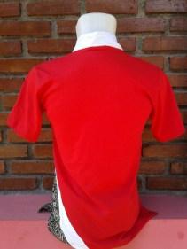 kaos batik (belakang)