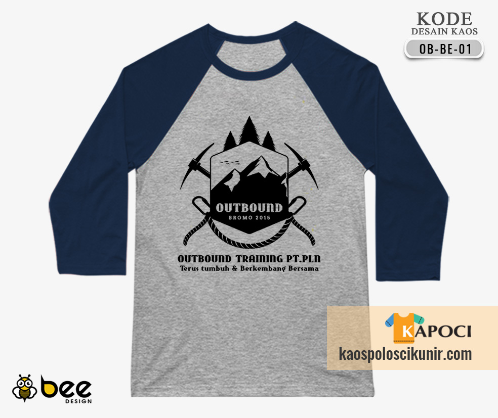 Kaos Outbound Training Bromo