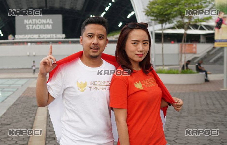 Kaos Indonesia Timnas Day