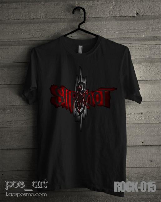 kaos rock n roll #15 slipknote