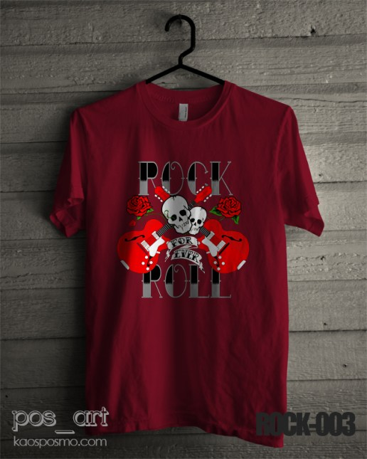 kaos rock n roll #3 forever 2