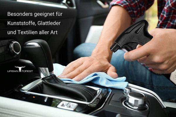 Auto Reiniger für Auto Innenraumpflege l Cockpitspray & Polsterreiniger 500ml