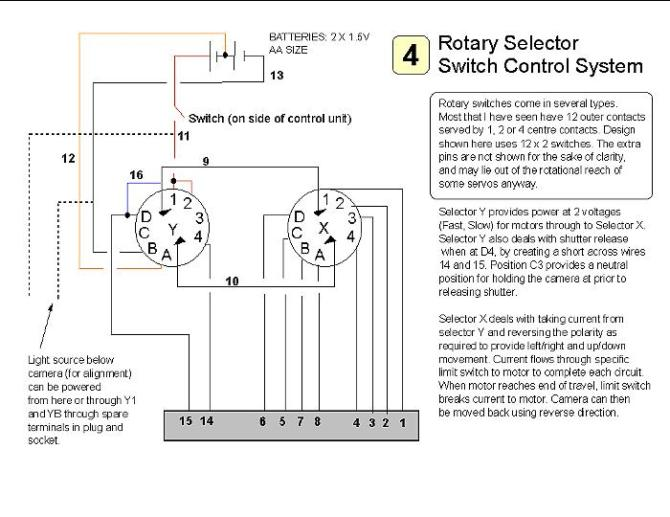 2 position selector switch wiring diagram  panasonic