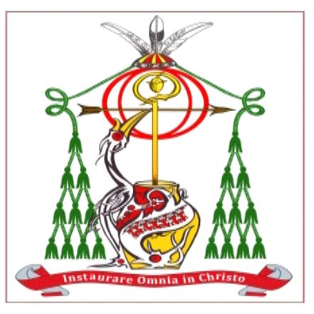 Keuskupan Agung Pontianak logo