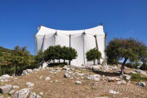 Apolónov chrám, staroveký Gortys, roklina Lousios a horské dediny – 12. zastávka