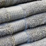 Gray Bath Towels