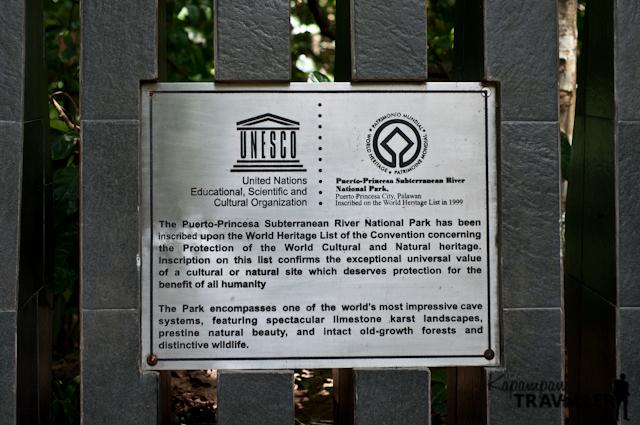 UNESCO HERITAGE PLAQUE