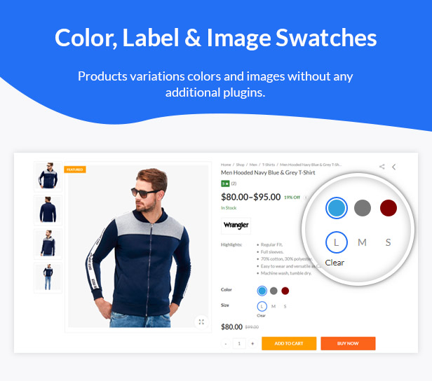 Kapee - Fashion Store WooCommerce Theme 9