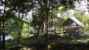 Relaxen in Suriname