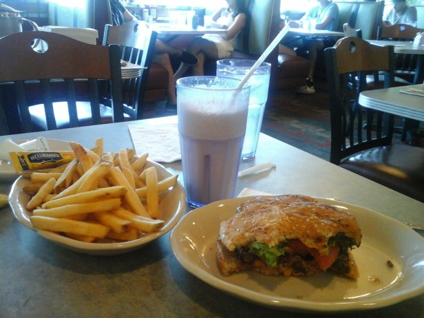 American diner food