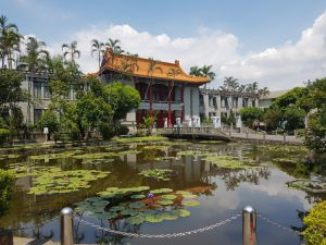 Omgeving Taiwan Goods en Botanische tuin Taipei