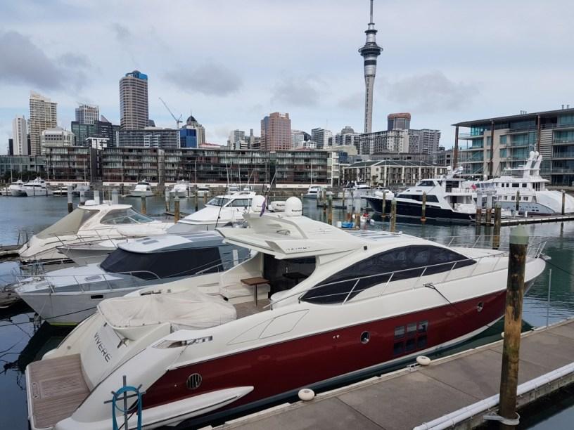 Auckland haven