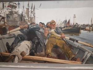 Riga schilderij