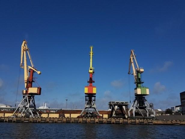 havenstad Ventspils