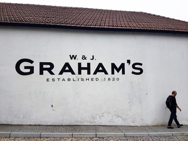 Graham's port portugal porto