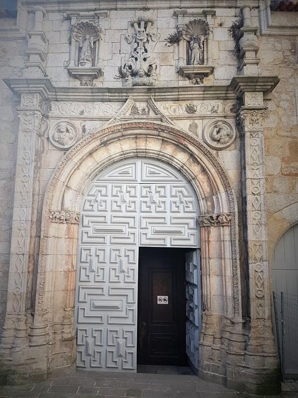 Porto kerk santa clara
