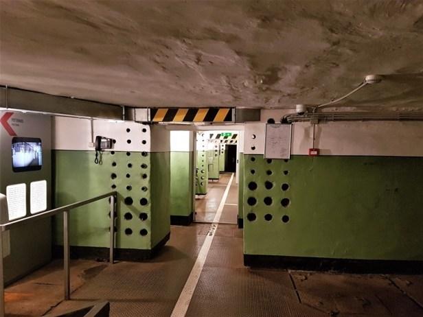 Plateliai Russische bunker