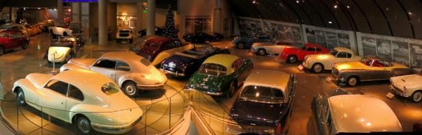 auto museum athene griekenland