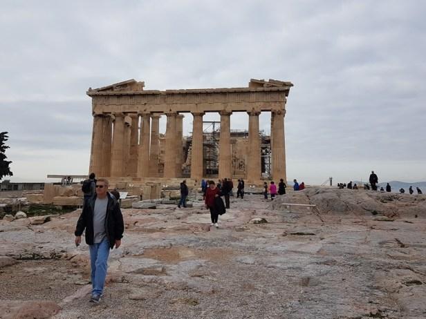 Athene parthenon