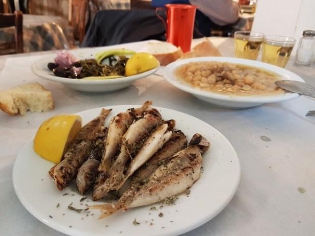 grieks eten athene