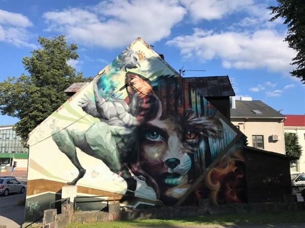 kleipeda streetart graffiti