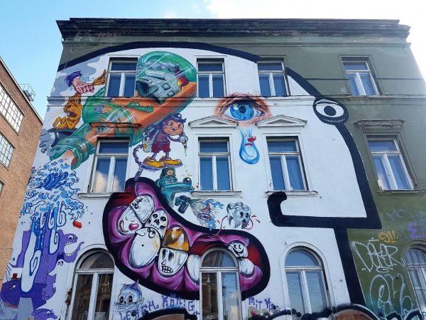 Street art Plagwitz