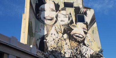 psiri streetart athene