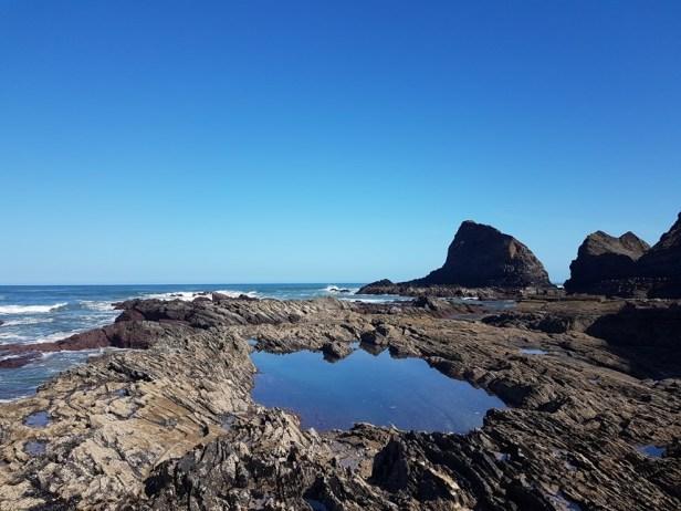 Odeceixe strand Algarve