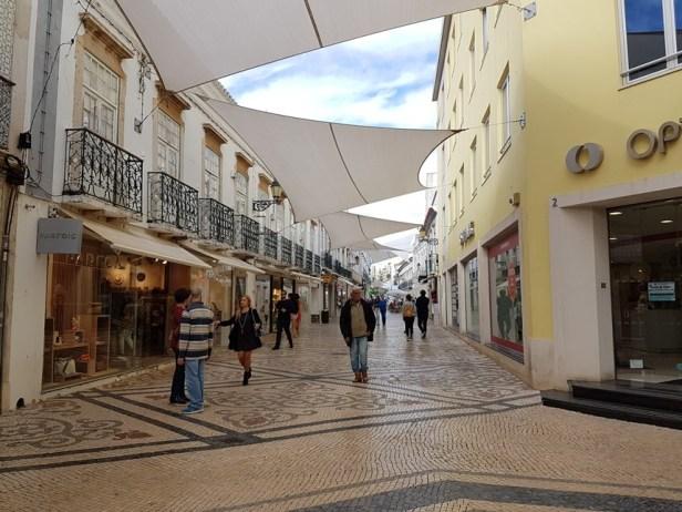 Faro winkelcentrum